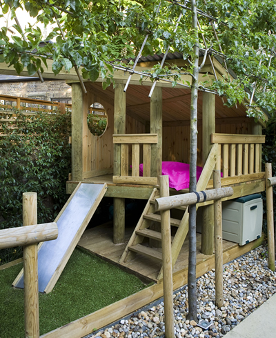 Garden design ideas child friendly pdf for Children friendly garden designs